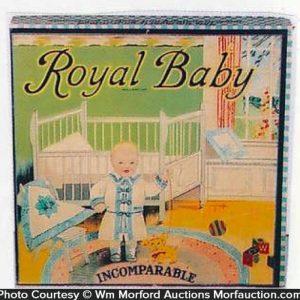 Royal Baby Clothing Box