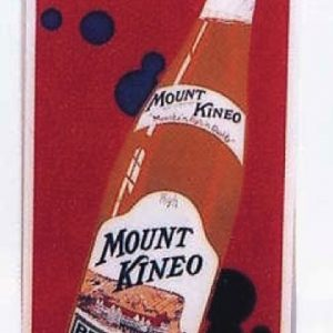 Mount Kineo Soda Sign