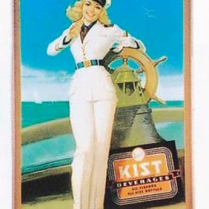 Kist Soda Sign