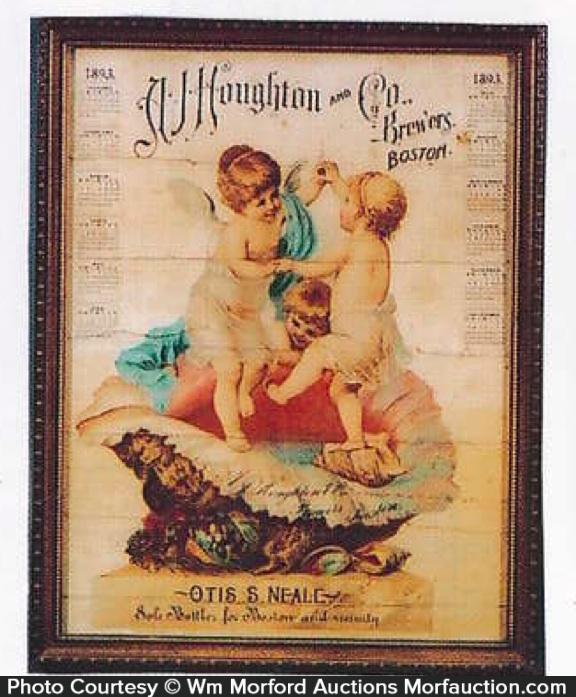 Houghton Brewery Calendar