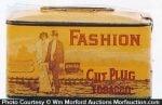 Fashion Tobacco Tin Pail