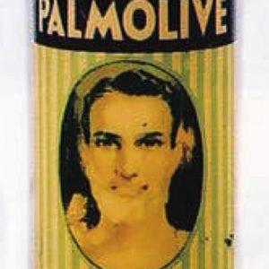 Palmolive Shave Stick Tin
