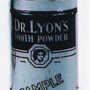 Dr. Lyon's Tooth Powder Sample Tin