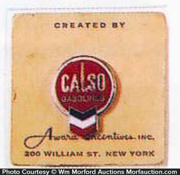 Calso Gasoline Uniform Pin