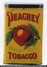 Peachey Tobacco Pocket Tin