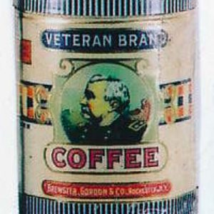 Veteran Coffee Can