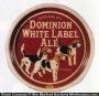 Dominion White Label Ale Tray
