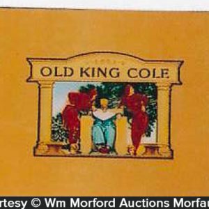 Old King Cole Cigar Label