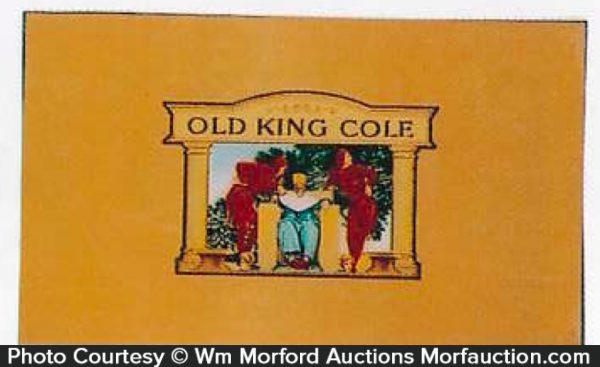 Old King Cole Cigar Label