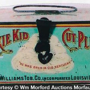 Dixie Kid Tobacco Pail