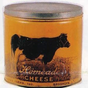Brookfield Barn Cheese Tin