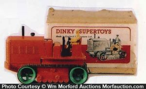 Dinky Supertoys Toy Tractor