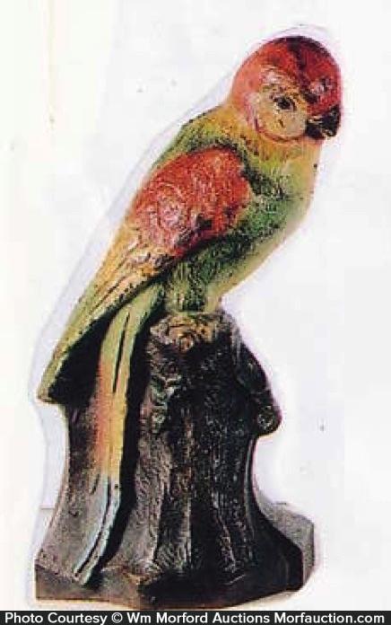 Parrot Doorstop