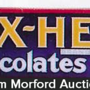 Ox-Heart Chocolate Sign