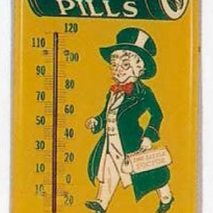 Ramon's Kidney Pills Thermometer