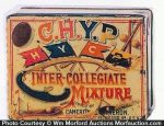 Chyp Inter-Collegiate Tobacco Tin