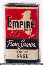 Empire Spice Tin