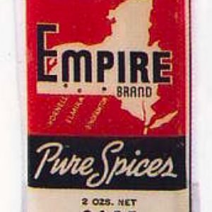 Empire Spice Tin