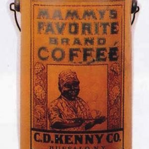 Mammy's Favorite Coffee Pail
