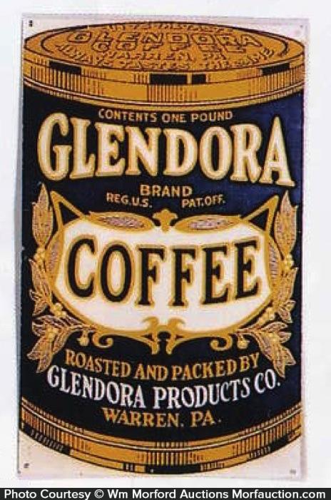 Glendora Coffee Sign