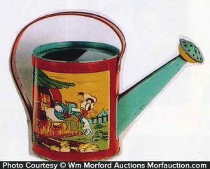 Donald Duck Watering Can