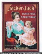 Cracker Jack Sign