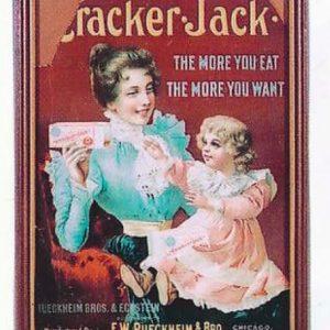 Cracker Jack Sign