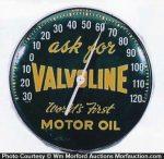 Valvoline Motor Oil Thermometer