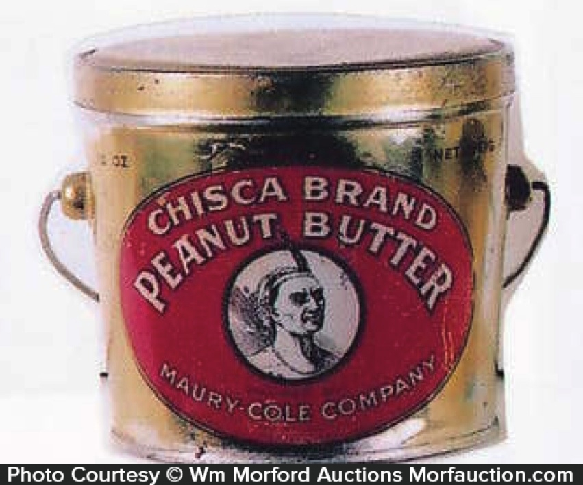 Chisca Peanut Butter Pail