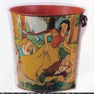 Disney Snow White Pail