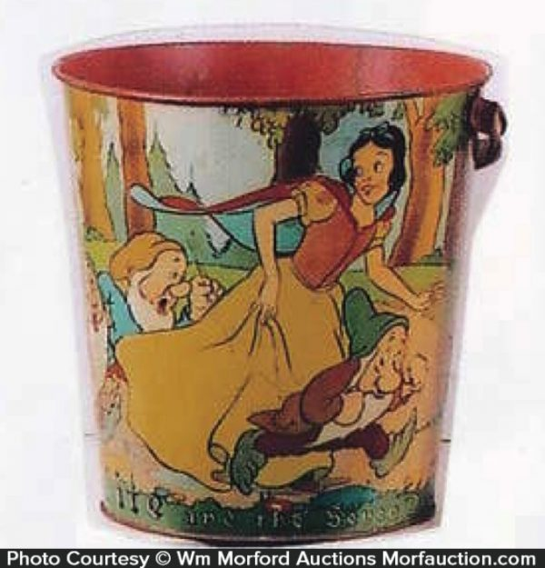 Disney Snow White Pail
