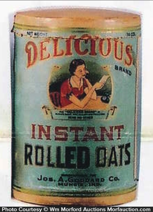 Delicious Oats Box