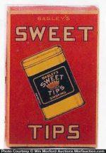 Sweet Tips Tobacco Box