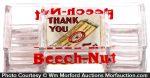 Beech-Nut Gum Change Receiver