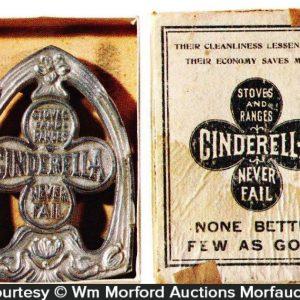 Cinderella Stoves Trivet