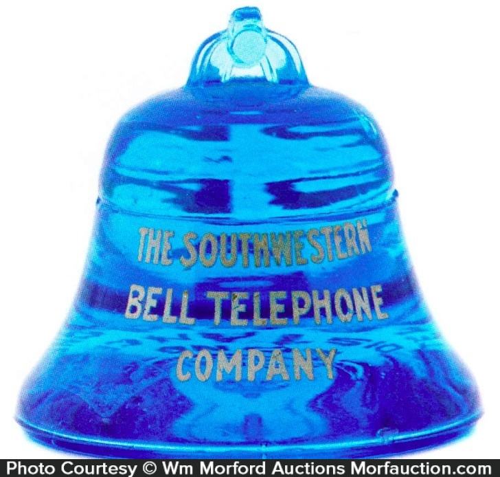 Southwestern Bell Telephone Paperweight