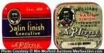 A. P. Little Typewriter Ribbon Tins