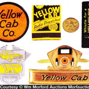 Yellow Cab Lot