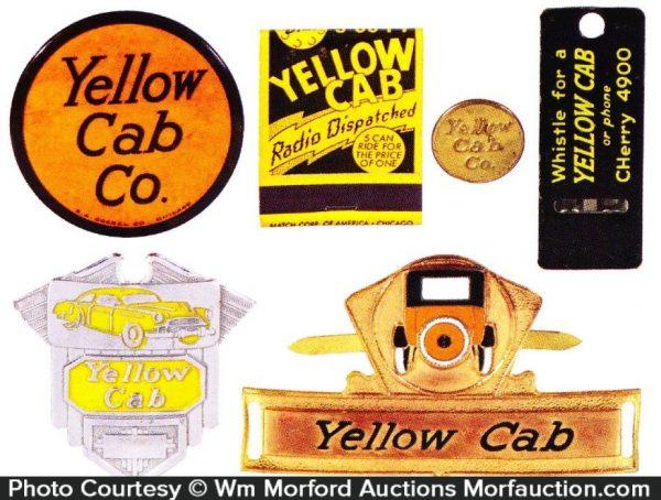 Yellow Cab Lot