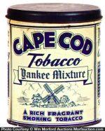 Cape Cod Tobacco Tin