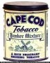 Cape Cod Tobacco Tin