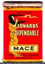 Edwards Dependable Spice Tin