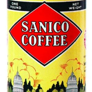 Sanico Coffee Can