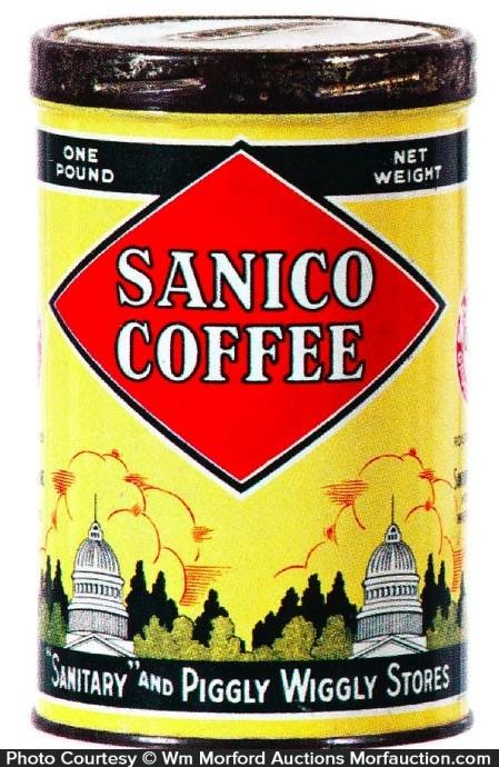 Sanico Coffee Can