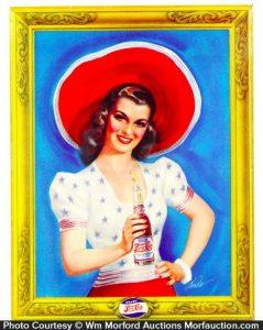 1930's Pepsi Sign