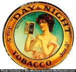 Day & Night Tobacco Tip Tray