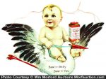 Johnson & Johnson Baby Powder Sign