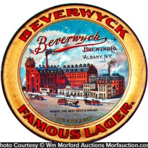 Beverwyck Brewing Tip Tray