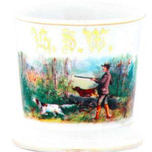 Hunting Shaving Mug