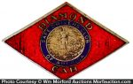 Diamond Car Taxi Badge